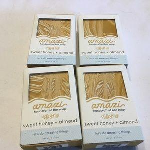 Set of 4 Pocha Handcraft Soap